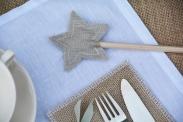 Lápiz con estrella. 0,8x18cm. 3€.